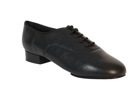 335 Windrush Black Leather