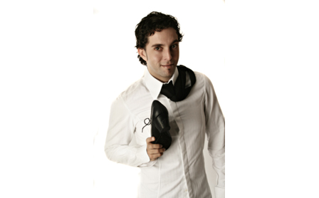 Bryan Watson, World Latin Dancing Champion
