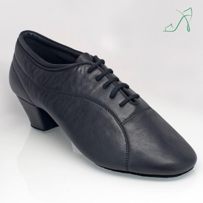 B111 Bryan Watson Black Leather