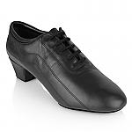 447 Zephyr Black Leather