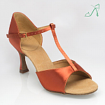 809 Sahara Dark Tan Satin*