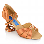 Pavo Light Tan Satin